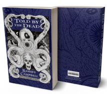Told by the Dead  [trade paperback] by Ramsey Campbell